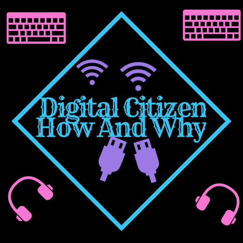logo eTwinning project Digital Citizen - How and Why Turkey