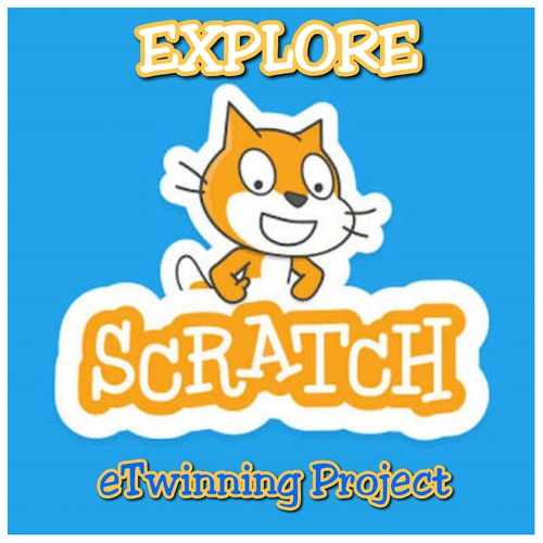 eTwinning project Explore Scratch