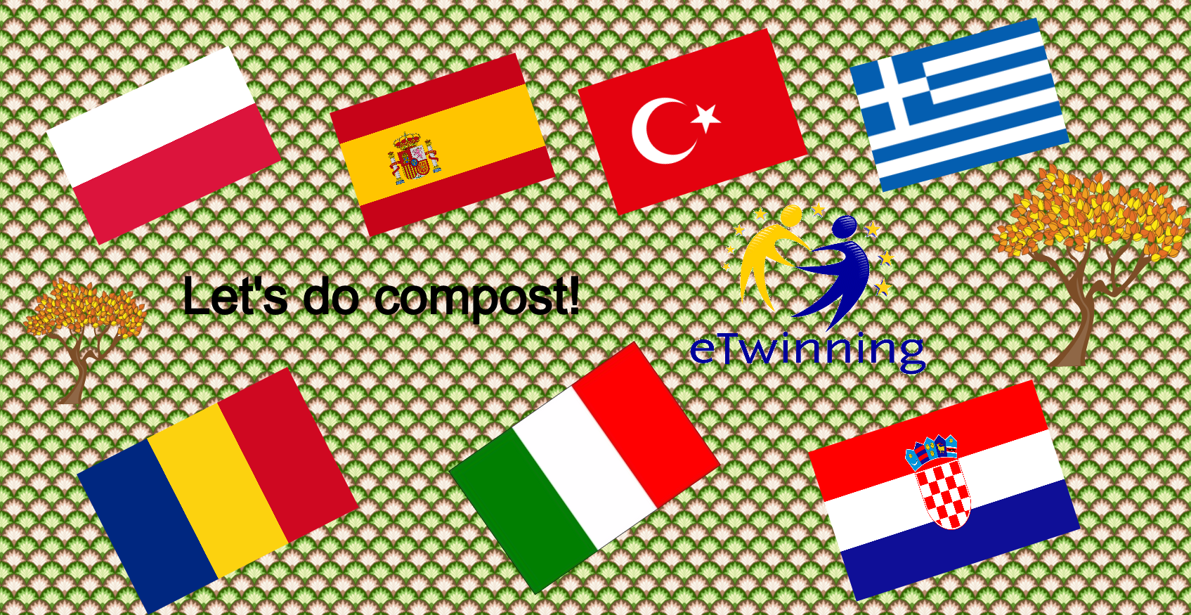 eTwinning project Let's do compost!